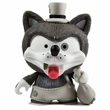 Kidrobot WILLY LE LOUP by KASSOU