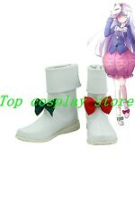 TouHou Project Hopeless Masquerade Hata no Kokoro cosplay Shoes Boots shoe boot