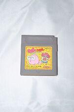 Kingyo Chuuihou! Wapiko no Waku Waku Stamp Rally Game Boy GB NTSC-J DMG-KTJ