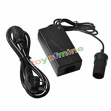 Convertisseur 60W 5A Car Power Adapter 220V / 110V DC 12V Chargeur Excellente