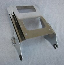 USED Detachable Two-Up Tour Pack Pak Mounting Rack for '09-'13 Harley Davidson