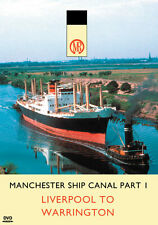 Manchester Ship Canal Part 1: Liverpool to Warrington - DVD