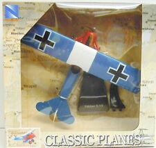 "Fokker D.VII  ""Hauptmann Rudolf Berthold"", New Ray , ca.1/40, Fertigmodell,*NEU*"