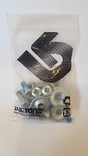 Burton Snowboard Binding Hardware. 13 screws, 11 washers. Brand New.