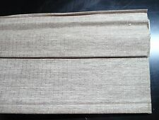 Pottery Barn Natural Fiber  Roman Shade  26x64 Cordless More Available