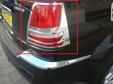 OUT OF STOCK For Kia Sorento 2003 - 2006 Chrome Tail Light Cover Trim Set