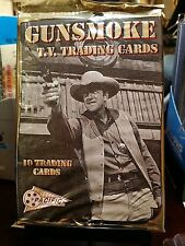 Lot Of 18 1993 Pacific Gunsmoke Trading Card Pack Unopened Factory Sealed