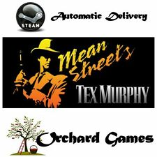 Tex Murphy: Mean Streets PC MAC LINUX  (Steam/Digital) Auto Delivery