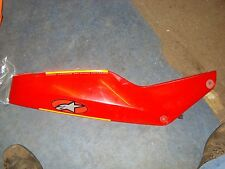 Ducati 600 SS 1994-98 rear RH seat fairing panel whole DX-48230092A No cracks ##