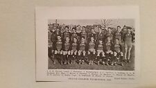 Beacom College Wilmington Delaware 1928-29 Soccer Team Picture
