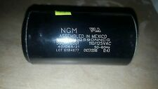 NGM START CPACITOR 590-708 MFD 110/125 VAC ROUND FOR ELECTRIC MOTOR