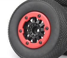 4X Bead-Loc Short Course Tire Wheel Rim For HPI HSP 1:10 TRAXXAS Slash RC Car
