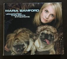 Maria Bamford Unwanted Thoughts Syndrome CD Comedy Stand Up Compact Disc