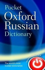 Pocket Oxford Russian Dictionary, , Good Book