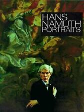 Hans Namuth Portraits by Carolyn K. Carr 1999 Hardcover