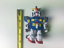 "2003 Bandai 5"" SD Gundam Force Captain Gundam Figure"