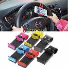 HOT Universal Adjustable Car Steering Wheel Phone Mount Holder For All Phone IT