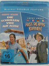 Die schrillen Vier auf Achse & Hilfe Amis kommen - Griswold Urlaub, Chevy Chase