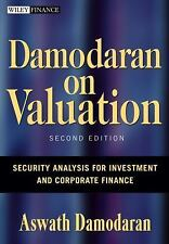 Wiley Finance: Damodaran on Valuation : Security Analysis for Investment and...