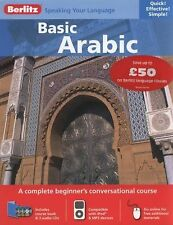 Basic Arabic (English and Arabic Edition), Berlitz, New Books