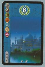 7 Wonders Game Alternate Art Promo Palace Card