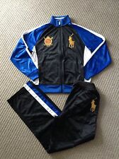 Boy Ralph Lauren Track Suit Sport Size L For 12-14 Years NEW