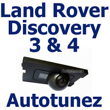 Car Reversing Parking Camera Land Rover Discovery 3 & 4 Reverse Safety View SUV
