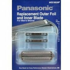 NEW PANASONIC SHAVER OUTER FOIL & INNER BLADE WES9839P WES 9839P