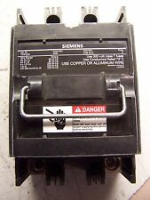 NEW SIEMENS TFP224 T FUSE PULLOUT 200 AMP 240 VAC 2 POLE