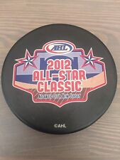2012 AHL All-Star Classic Game Souvenir Hockey Puck Atlantic City New Jersey