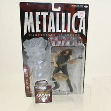 McFarlane Toys Action Figure - Metallica Harvesters of Sorrow - Kirk Hammett *NM