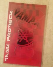 YAMAHA FAZER MOTORCYCLE TANK PROTECTOR PAD CLEAR PROTECK MADE IN ITALY
