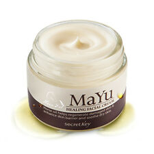 [SECRET KEY] Mayu Healing Facial Cream 70g / Plentiful moisture and nourishment