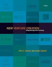 New Venture Creation: Entrepreneurship for the 21st Century with PowerWeb and Ne