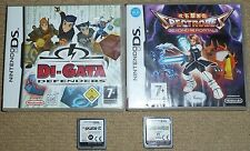 JOB LOT 4 NINTENDO DS DSI GAMES Di-Gata Spectrobe Beyond Portal Skate Lost Magic