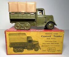 Britains #1433 Army Covered Tender / Truck Caterpillar w/Box