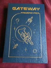 Frederic Pohl - GATEWAY - Easton Press - SIGNED !