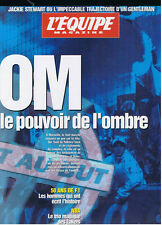 L'EQUIPE MAGAZINE  N° 938 2000 football OM NBA LAKERS FORMULE 1 Les 50 ans