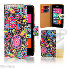 32nd Design PU leather wallet case for NOKIA LUMIA models