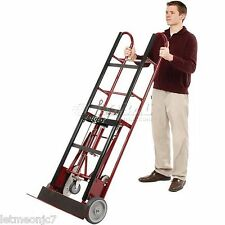 Furniture Moving Dolly Appliance Heavy Duty 4 Wheels Hand Truck Vending Machine