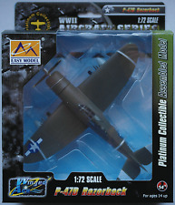 "Easy Model - P-47D Razorback ""20RE, 361FS, 356FG, 5th Air Force"" 1:72 Neu/OVP"
