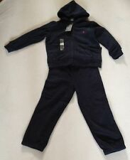 BOYS RALPH LAUREN TRACK SUIT NAVY AVAILABLE 5**.6**,7 RRP £115 NOW £69.50 EACH