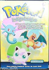 Pokemon Indigo League Season 1 26 Episodes Anime Viz Media