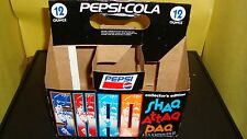1992-1993 Shaquille O'Neal Shaq Attaq PAQ Pepsi 6 Pack Bottle Tray Orlando Magic