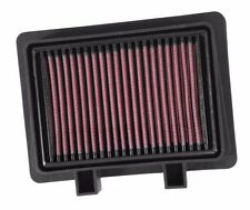 SUZUKI 2014-2016 DL 1000 V-STROM K&N HIGH FLOW PERFORMANCE AIR FILTER