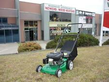 TIGER LAWN MOWER WITH CATCHER
