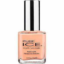 1 Pure Ice 1154 Dollface Nail Polish BARI FingerNail Polish SOLID PASTEL COLOR