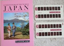 JAPAN w/ Panorama Films -Guided Tours of the World Exotic Empire Island Orient