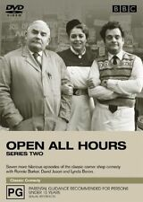 Open All Hours : Series 2 [DVD], LIKE NEW, Region 4, Next Day Postage....4445
