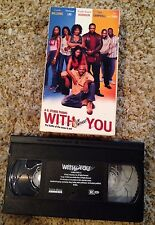 With or Without You (2003) - VHS Video Tape - Comedy / Drama - Mushond Lee